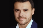 Emin Agalarov for Forbes Digest, Quarantine Edition