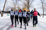 Crocus Group team makes the top 20 in Heroes Race Winter 2021