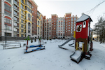 Crocus Group completes four blocks of flats for Vidny Gorod housing complex